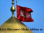 Live Haram-e-Mola Abbas as