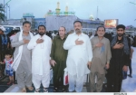 Group photo ziarat
